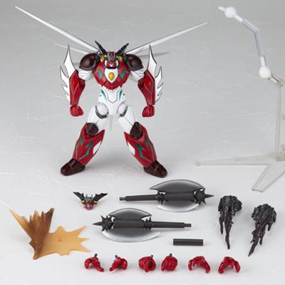 Revoltech N99 Getter Robo Ark Black Ver Y-099_9