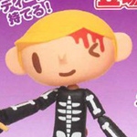 Prize Revoltech Chax GP Halloween: B Pity - Extras