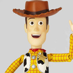 Woody - Pixar Figure Collection