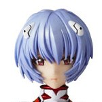 Evangelion: 2.0 You Can (Not) Advance - Rei Ayanami Ver.2.0 - Legacy of Revoltech