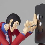 Lupin the 3rd - Legacy of Revoltech