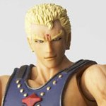 Fist of the North Star - Souther - Legacy of Revoltech