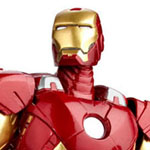 Iron Man Mark 7 - Avengers - Legacy of Revoltech