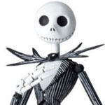 Nightmare Before Christmas - Jack Skellington - Legacy of Revoltech
