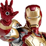 Iron Man 3 - Iron Man Mark.42 - Legacy of Revoltech