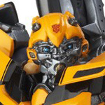 Transformers: Dark Side of the Moon - Bumblebee - Legacy of Revoltech