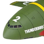 Thunderbird 2 Renewal Edition - Revoltech Thundebirds