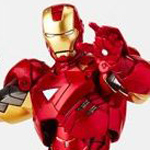 Iron Man Mark VI - Revoltech SFX