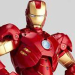 Iron Man Mark IV - Revoltech SFX