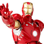 Iron Man Mark III - Revoltech SFX