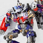 Optimus Prime Jet Wing Equipped - Revoltech SFX