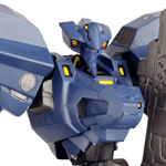 Super Hornet F18E/F Black Knives Model - Revoltech Muv Luv Alternative
