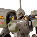 MiG-21 Balalaika Schwarzesmarken Type - Revoltech Muv Luv Alternative