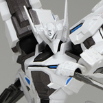 Shiranui Nishiki Yuuya Model - Revoltech Muv Luv Alternative