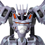 Su-37UB Terminator Scarlet Twin Model - Revoltech Muv Luv Alternative