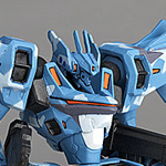 Su-37M2 Terminator Fukatsu Ratorowa Model  - Revoltech Muv Luv Alternative