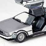 Back To The Future II - DeLorean - Figure Complex Movie Revo