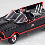 Batman Car - Batmobile 1966 - Figure Complex Movie Revo