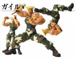 Revoltech Guile - Street Fighter Online