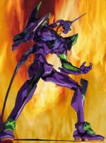 Revoltech EVA-01 New Movie Edition - Rebuild of Evangelion