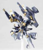 Revoltech Jehuty and Vector Cannon - Zone of the Enders